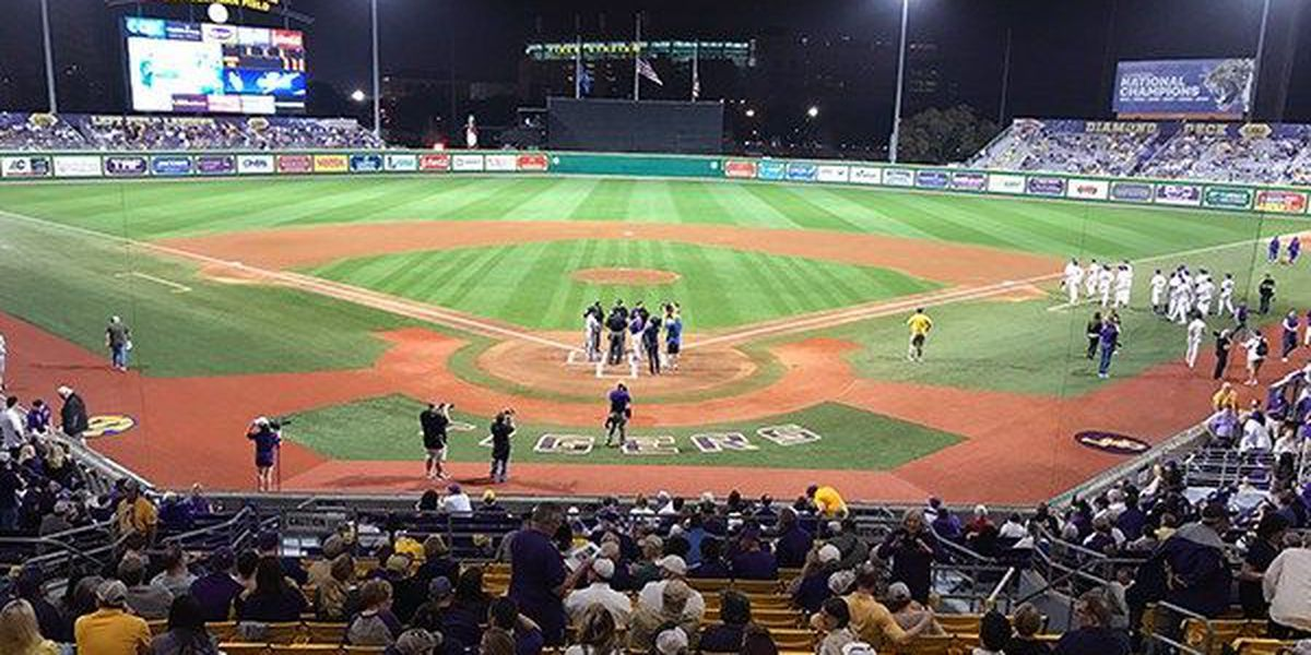 LSU baseball shines in shutout victory over Sacred Heart
