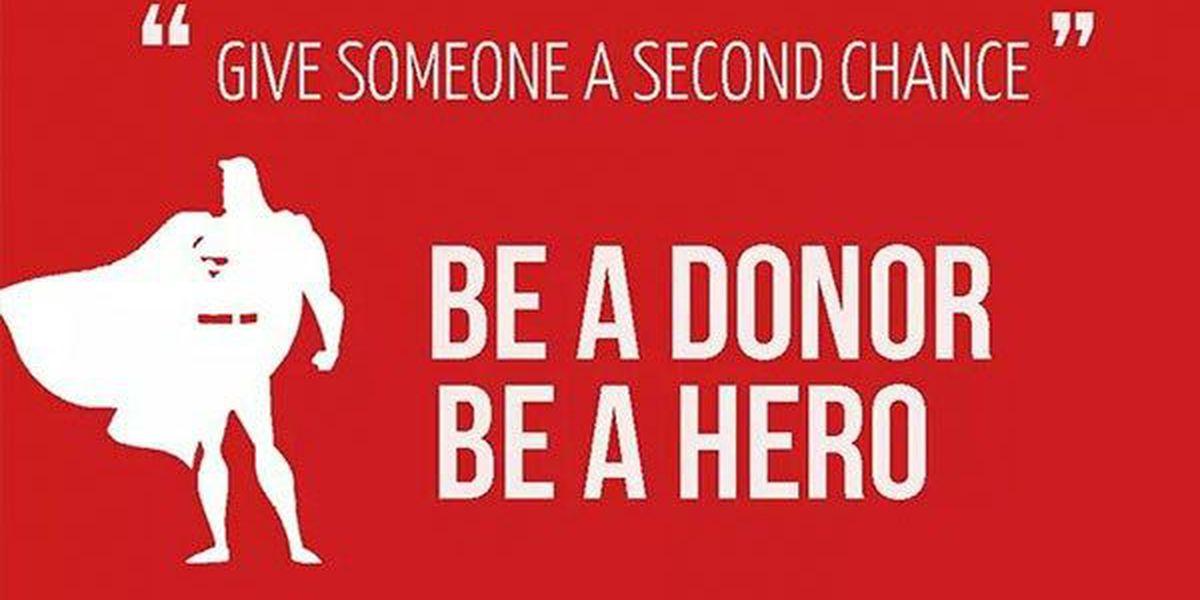 Nonprofit matches volunteers with organ transplant recipients