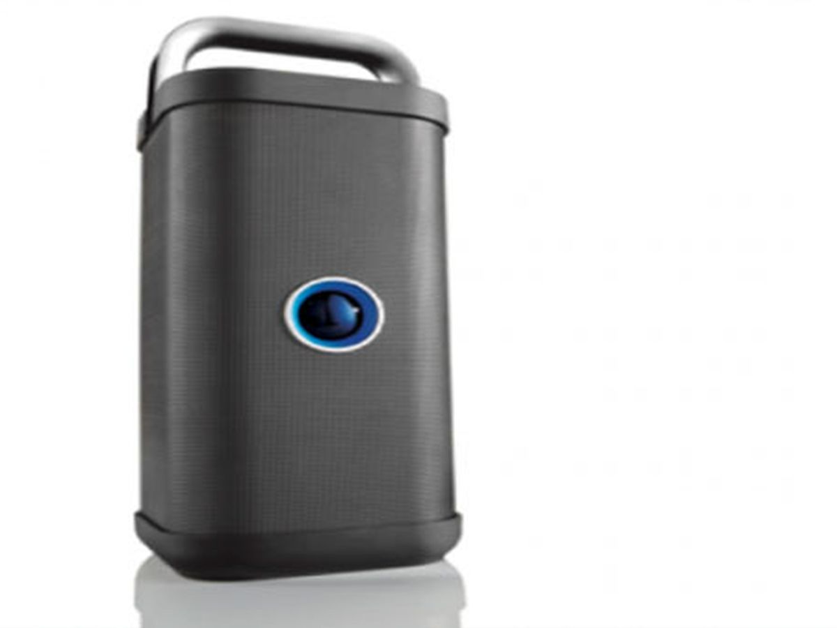 Recall: Brookstone wireless speakers can catch fire