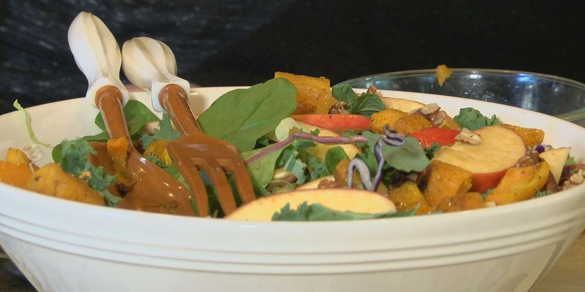 Ochsner dietician shares healthy Thanksgiving recipes