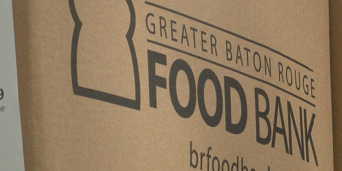 BASF donates $50,000 to the Greater Baton Rouge Food Bank