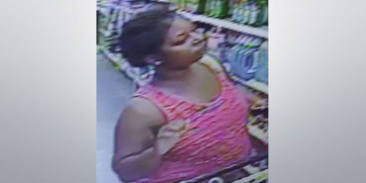 Woman wanted by BRPD for making fraudulent purchases
