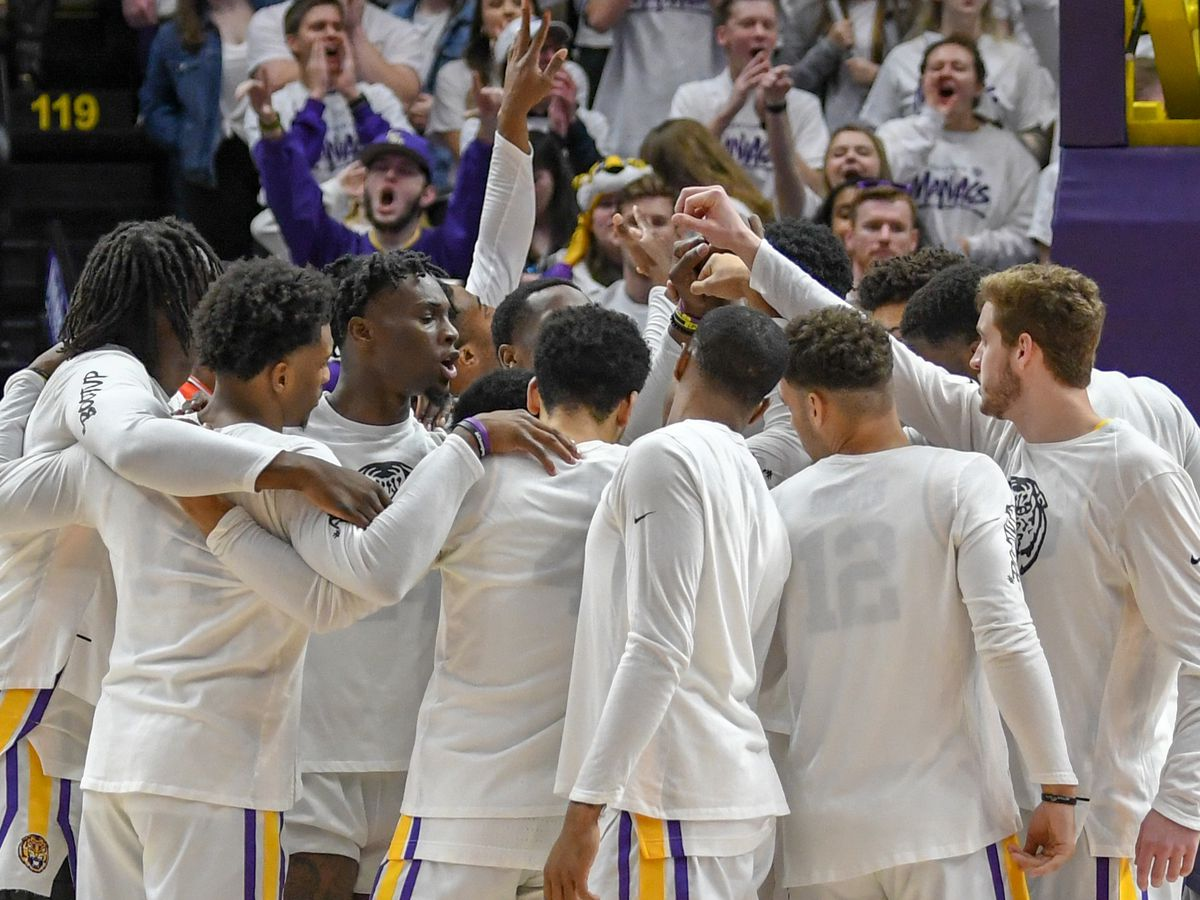 LSU basketball looks to avoid 'trap game' at Georgia