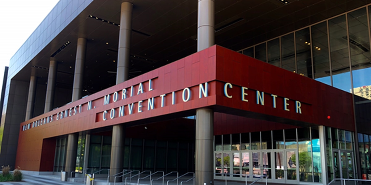 Convention Center to become a makeshift hospital when system is overwhelmed