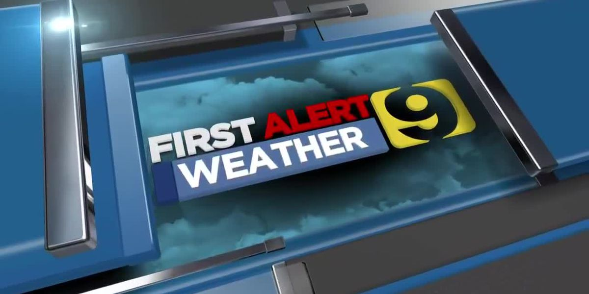 FIRST ALERT FORECAST: On-and-off rains through the weekend