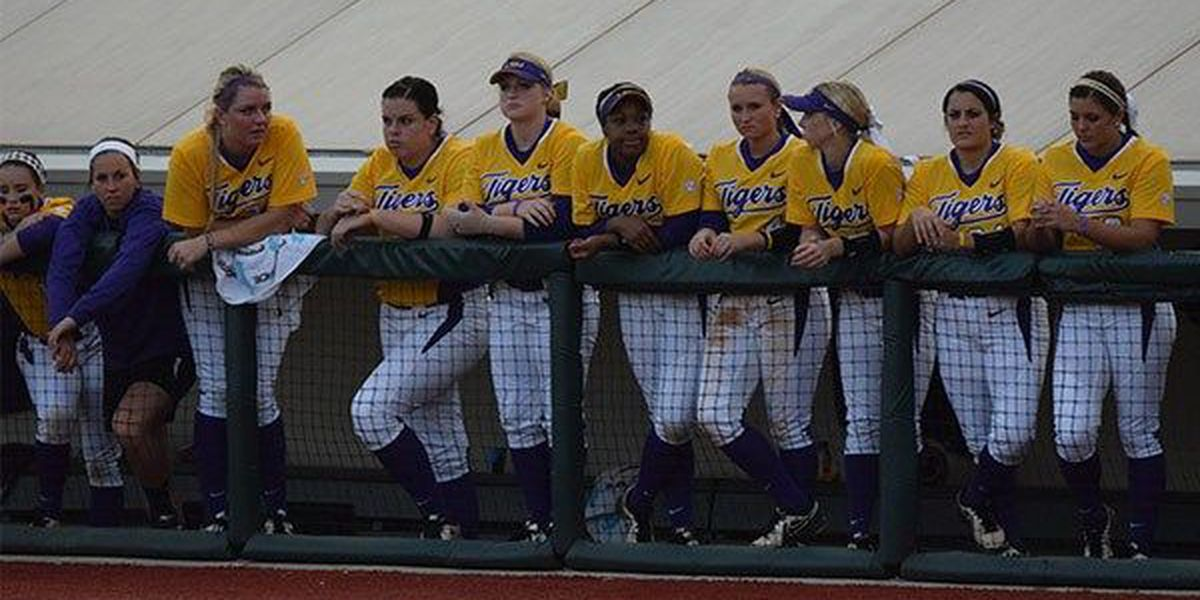 LSU Softball drops opener to Kentucky, 3-1