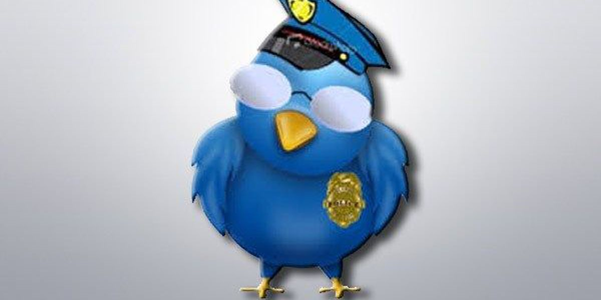Louisiana police department to participate in Global Police Tweet-A-Thon