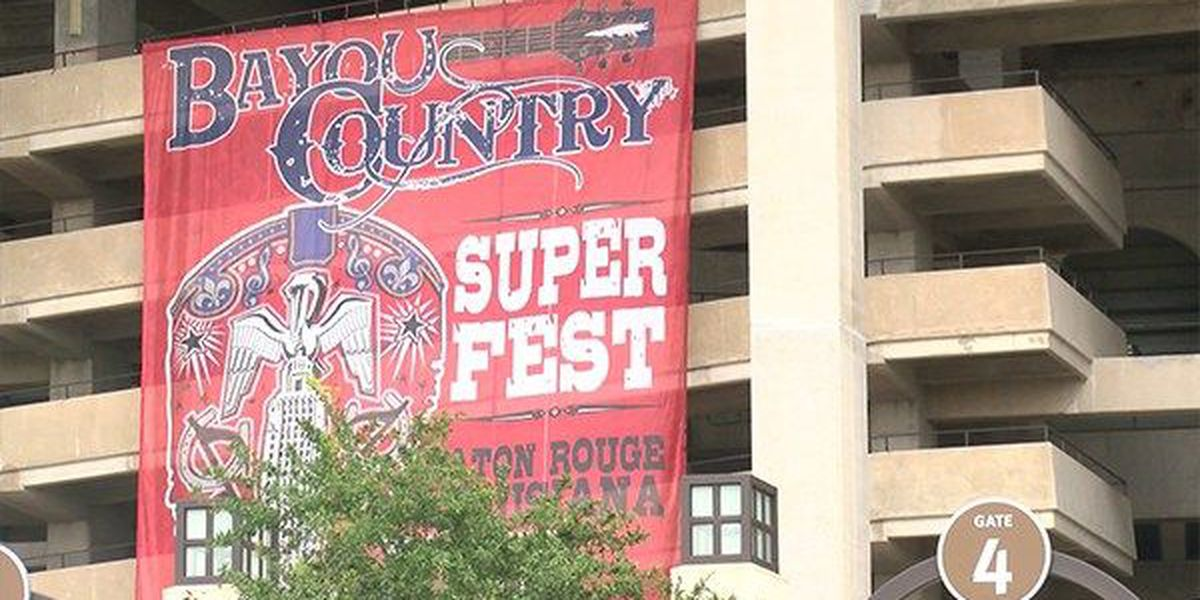 Ascension Parish says its 'ready and able to host' Bayou Country Superfest