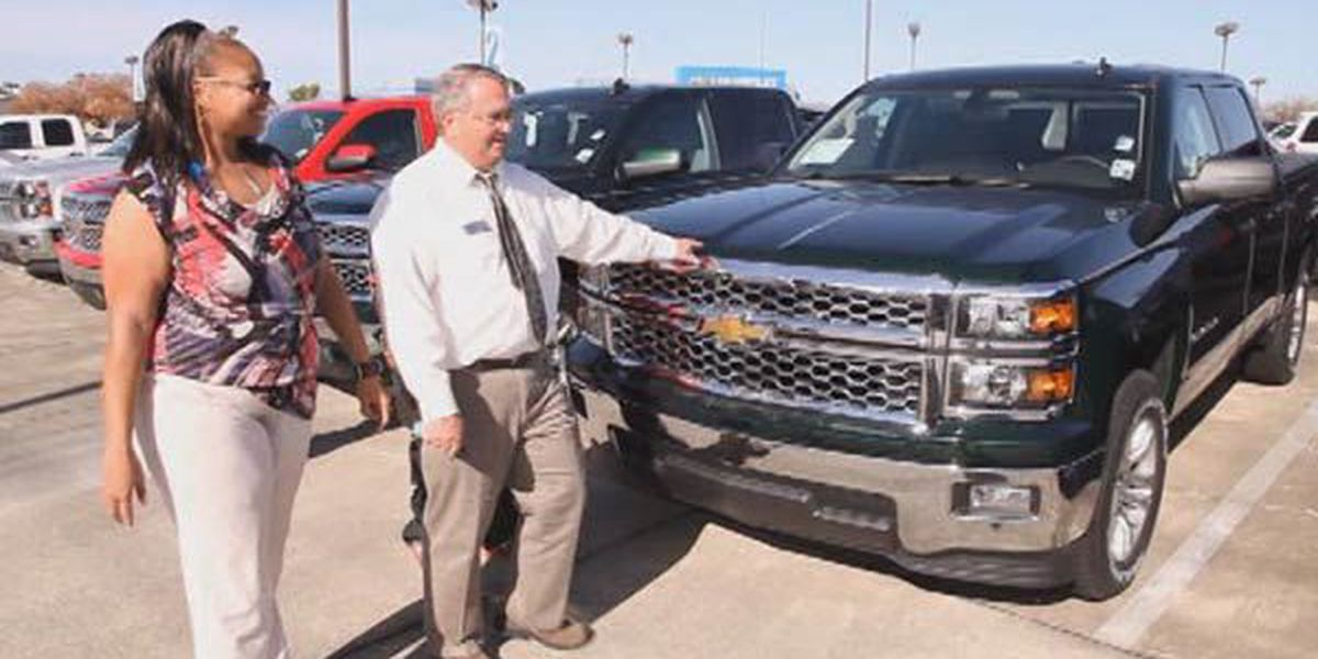 'Pick Your Pickup' winner selects truck