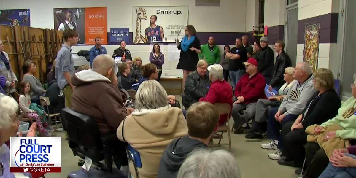 Greta Van Susteren reports the latest in the run-up to Iowa Democratic Caucus
