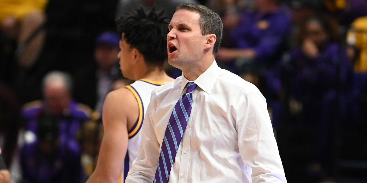 E. Tennessee whips LSU Good... 74-63