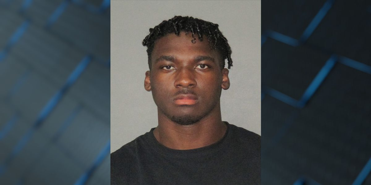 Former LSU wideout Drake Davis arrested again for allegedly pushing girlfriend