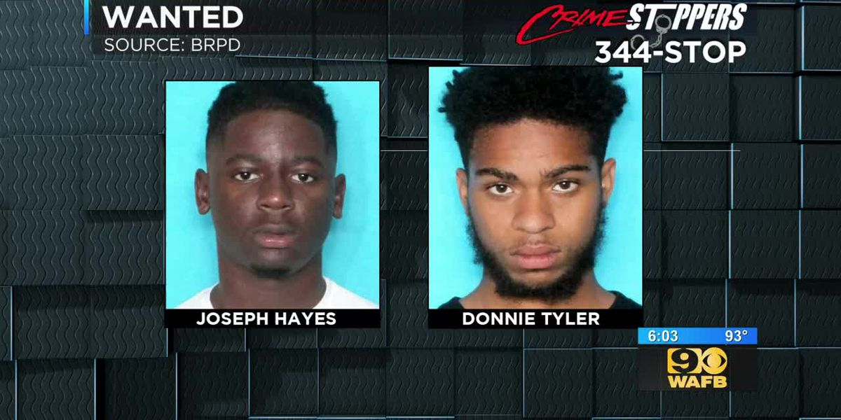 Two men wanted in drive-by shooting