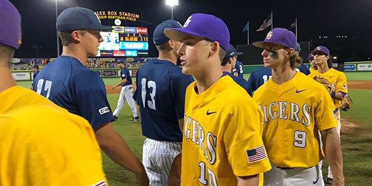LSU baseball wins Baton Rouge Regional with 5-0 victory over Rice