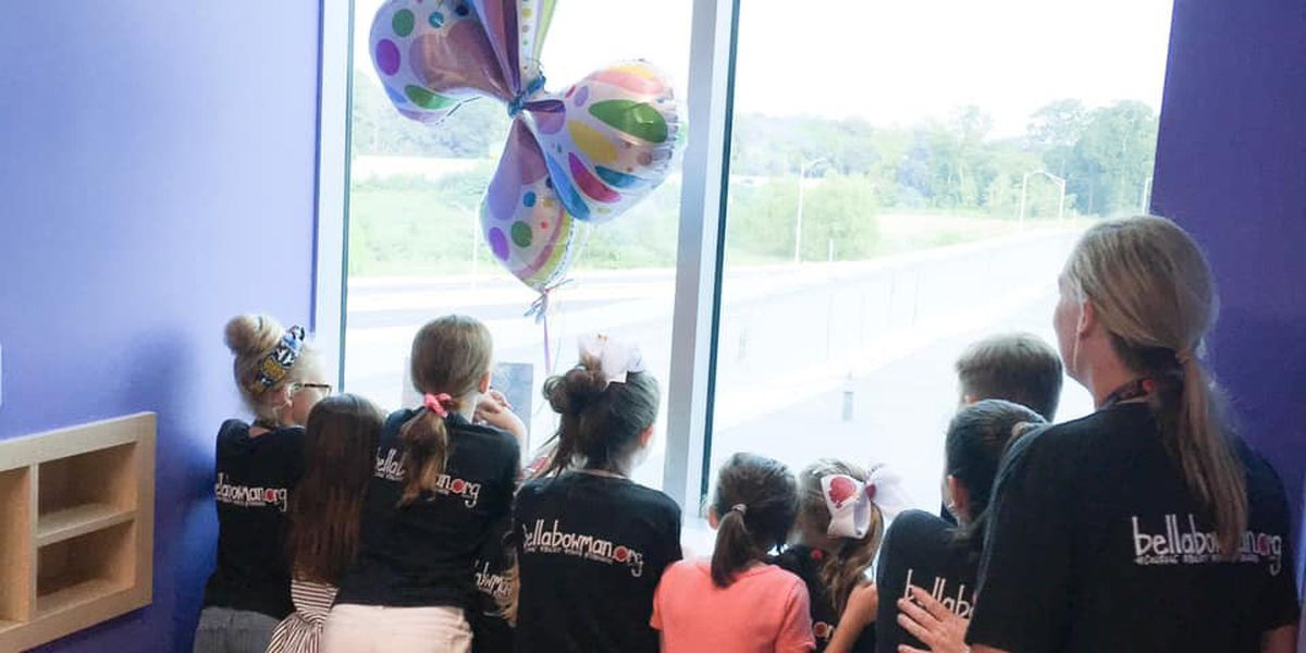 OLOL Children's Hospital creates special space for end of life care