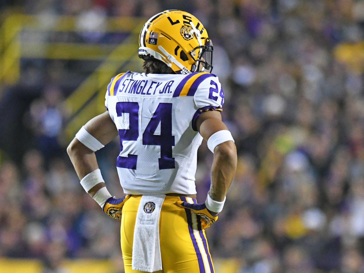 LSU releases statement on Stingley being ruled out against Miss. State
