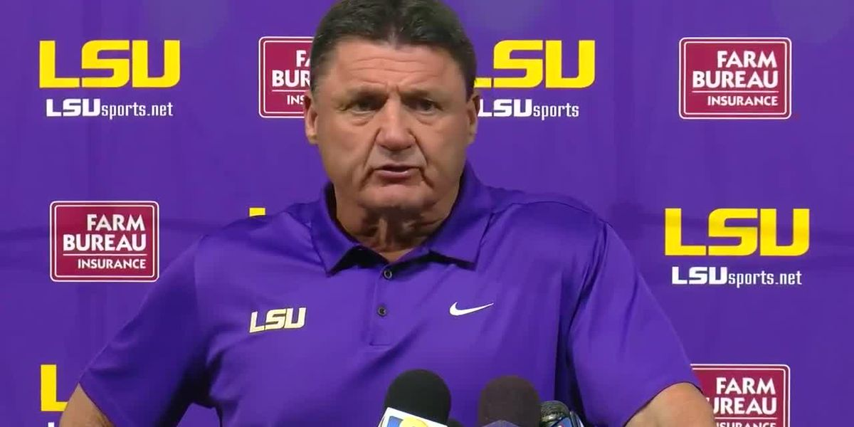 Coach O National Signing Day Recap, RB Clyde Edwards-Helaire Injury Update