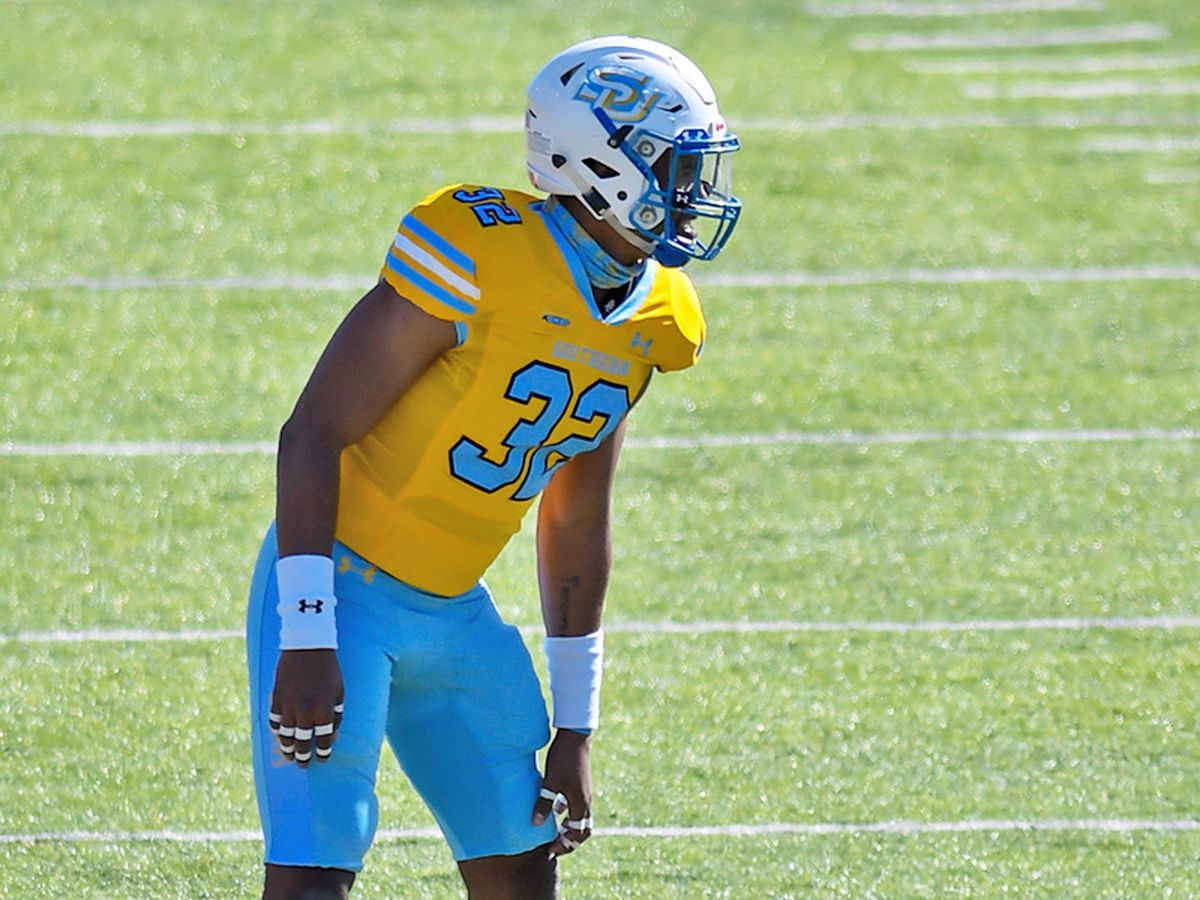 Southern DE Jordan Lewis named SWAC Defensive Player of the Year