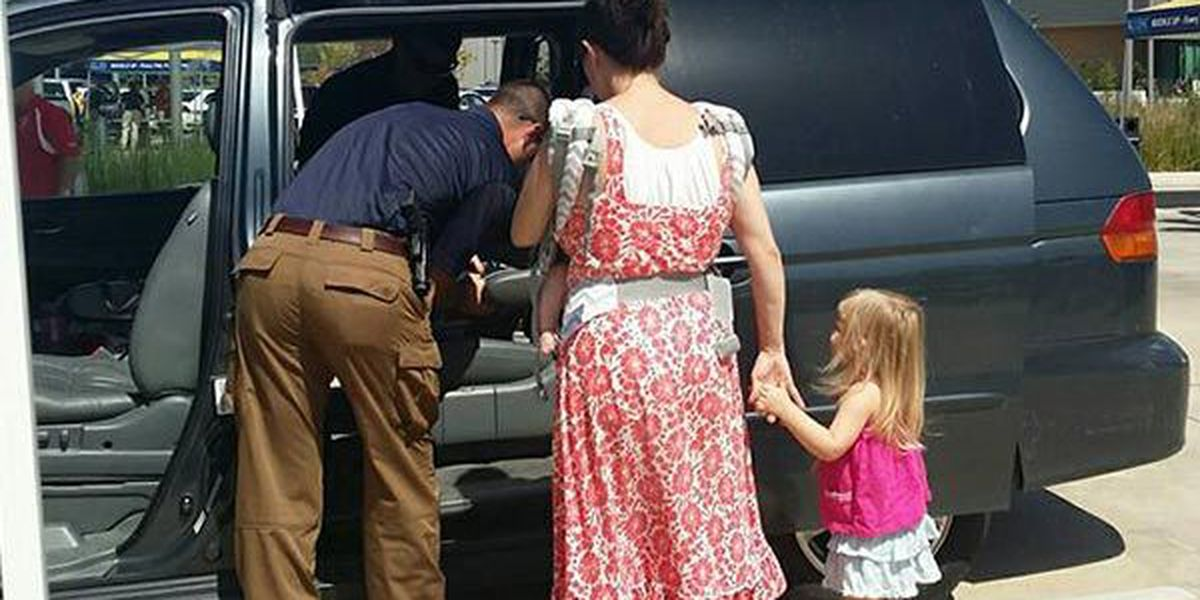 Over 50 Louisiana State Police troopers certified in child seat safety after Friday event