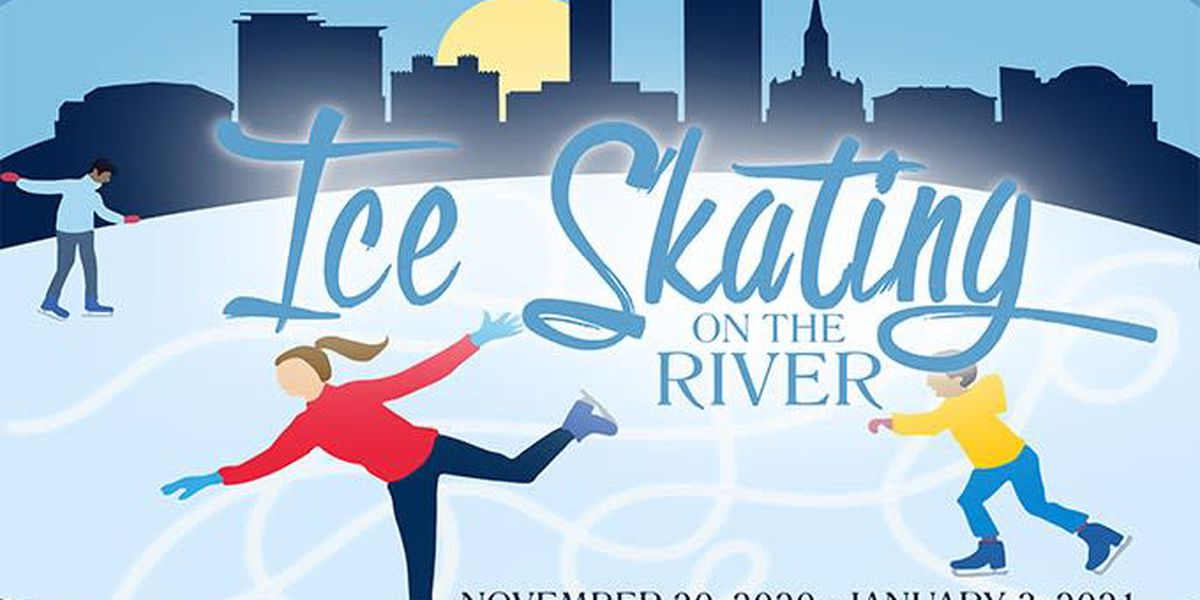 Ice Skating on the River returns with restrictions