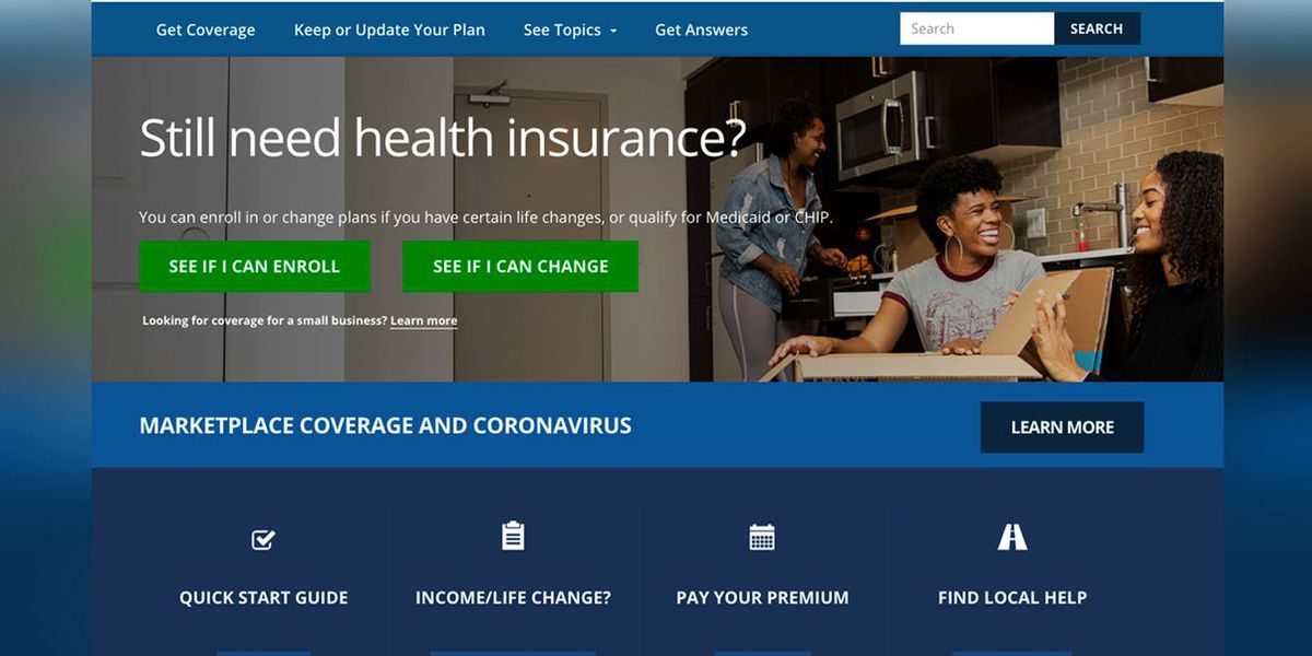 'Obamacare' sign-ups reopen as Democrats push for more aid