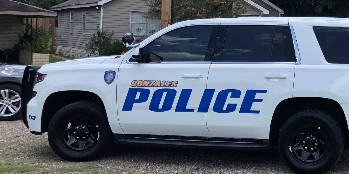 Multiple shots fired near Gonzales police officer