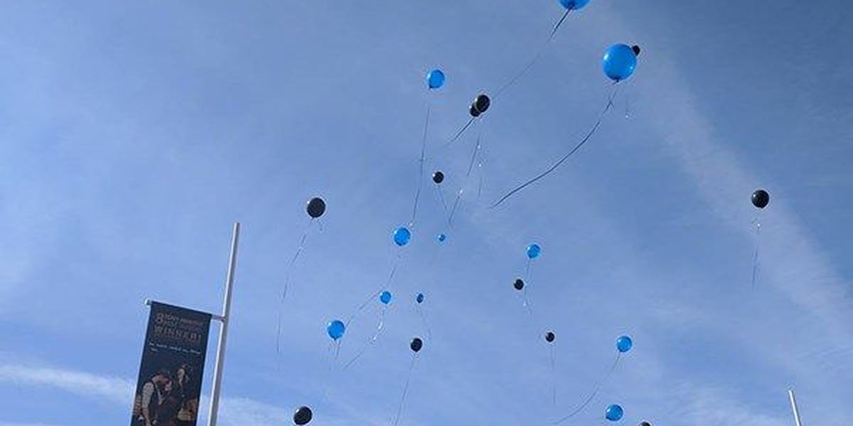 Special balloon release held to celebrate birthday of slain Deputy Brad Garafola
