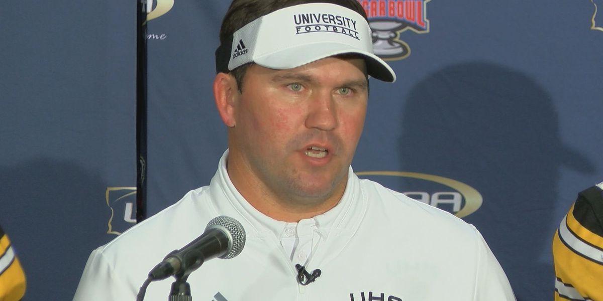 U-High head football coach Chad Mahaffey accepts job at Walker
