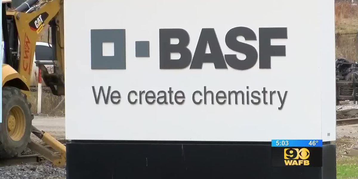 Few dozen laid off in Zachary as BASF plant to close by end of year