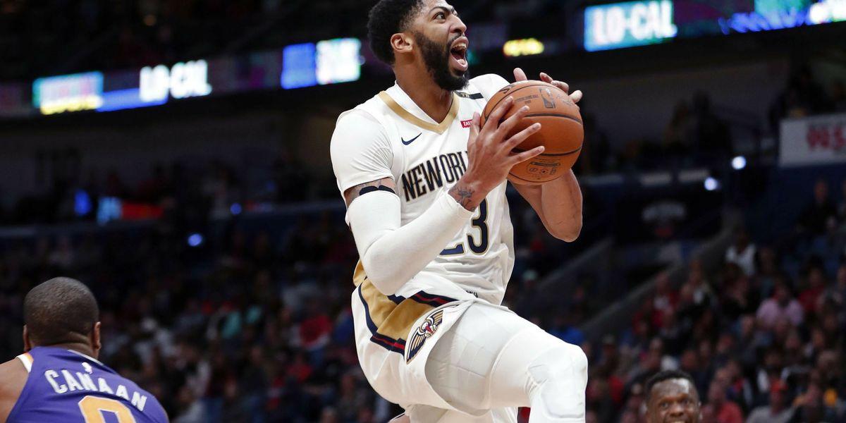 Pelicans Dominate Spurs 140-126