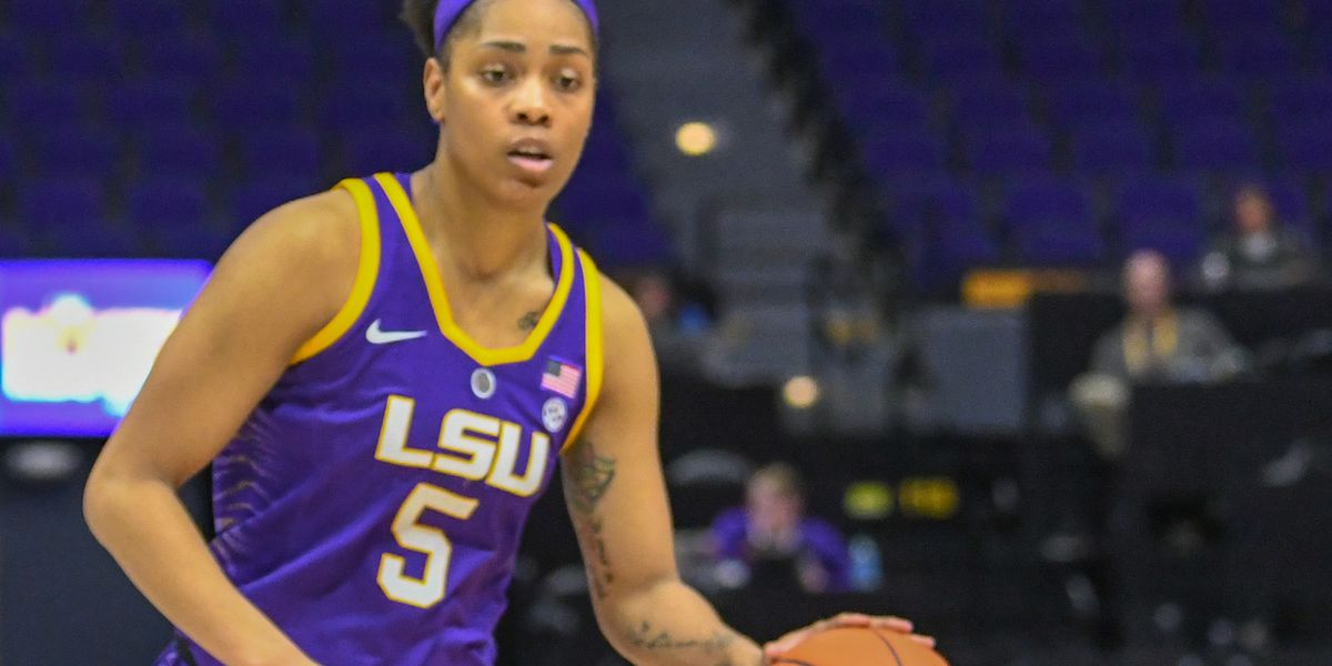 LSU senior forward selected to SEC Coaches Preseason All-Conference First Team
