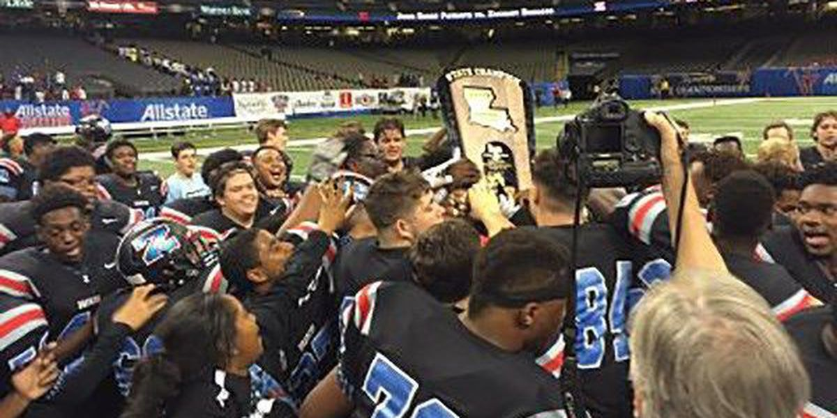 Zachary scores 40 unanswered points in 5A rout of John Ehret