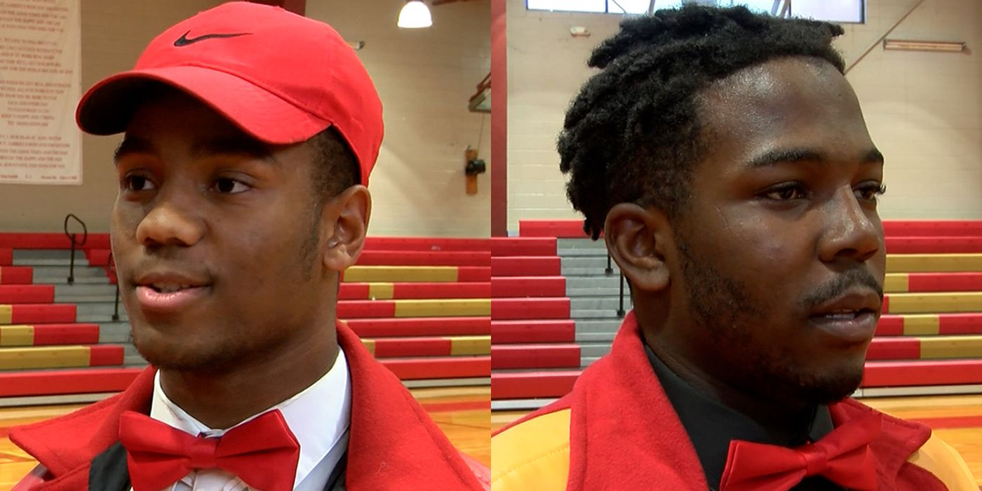 SPORTSLINE PLAYERS OF THE WEEK: East Iberville A Jaden Williams and OL/DL J'Quinn Williams