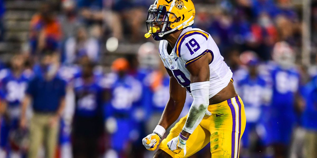 2021 NFL Draft: LSU LB Jabril Cox drafted 4th round, No. 115 overall to the Cowboys