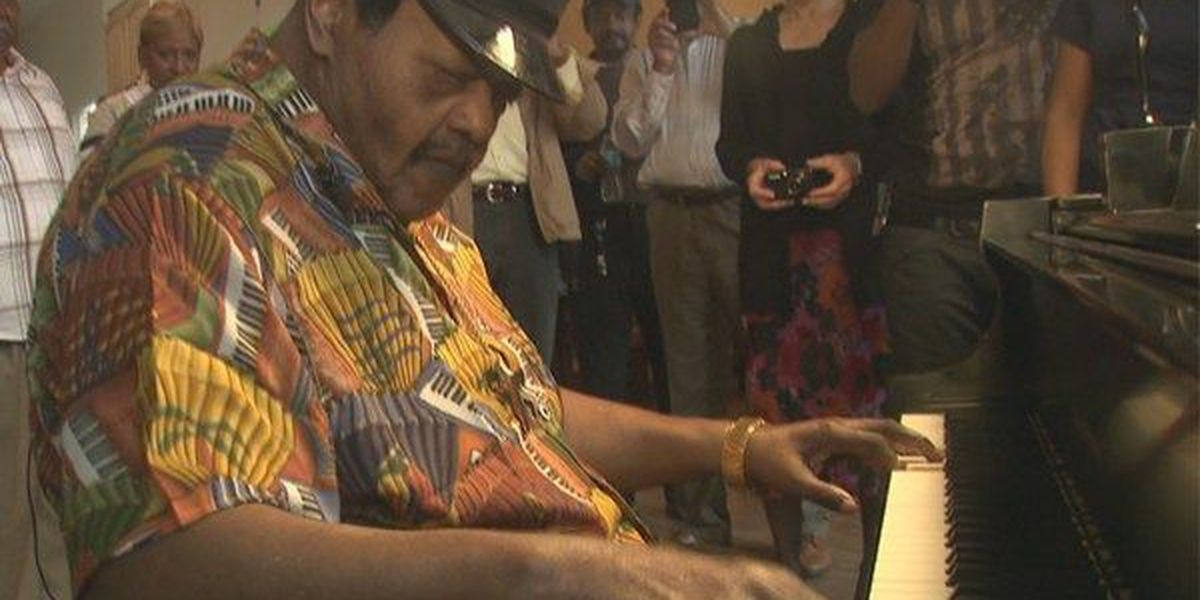 Baton Rouge music experts remember legendary musician Fats Domino