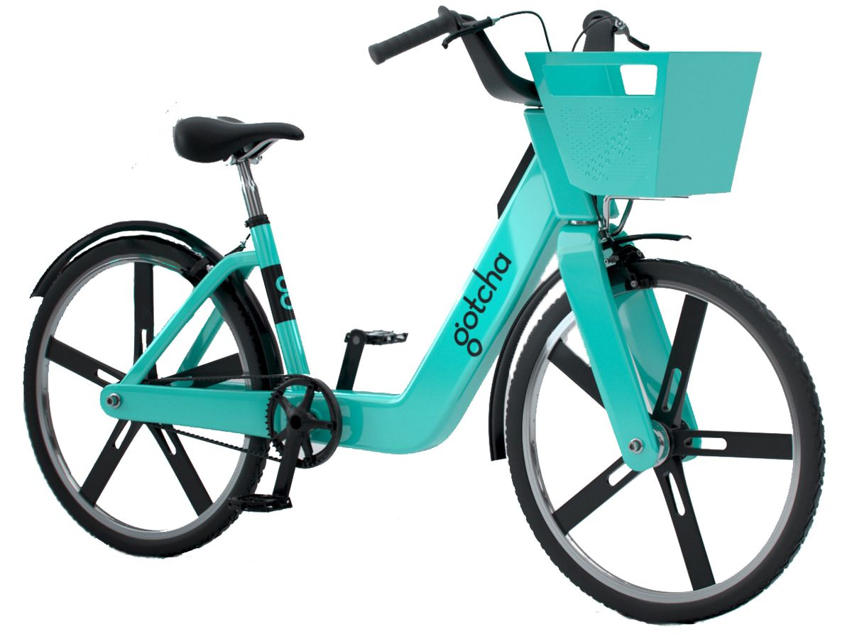 Baton Rouge selects Gotcha for bike share program