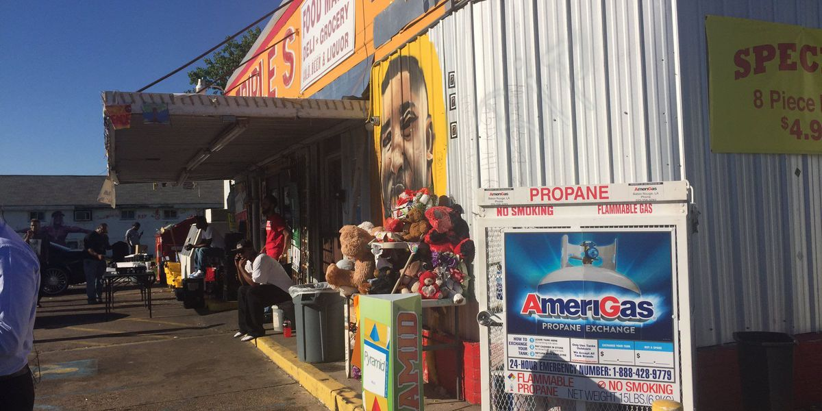 VIDEOS: The Federal Decision for the Alton Sterling investigation
