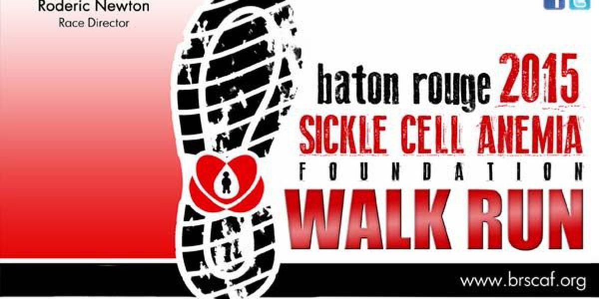 Baton Rouge Sickle Cell Walk Run Saturday
