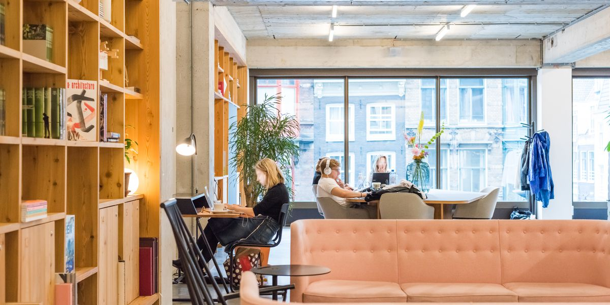 Creative coworking provider 'Spaces' coming to Perkins Rowe