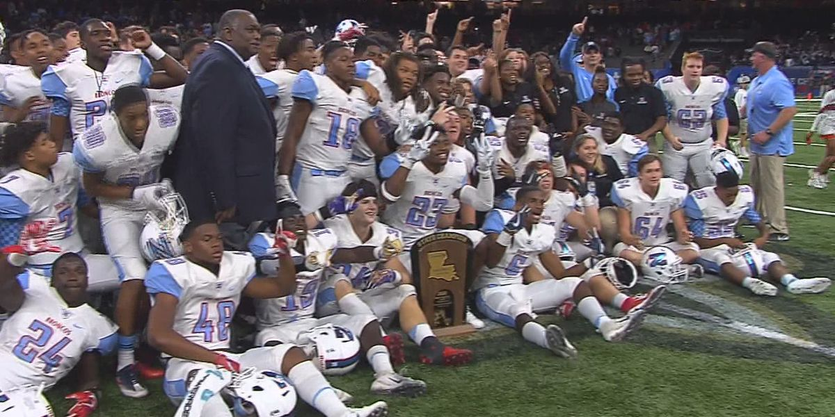 Zachary High captures 5A state title in thrilling victory over West Monroe