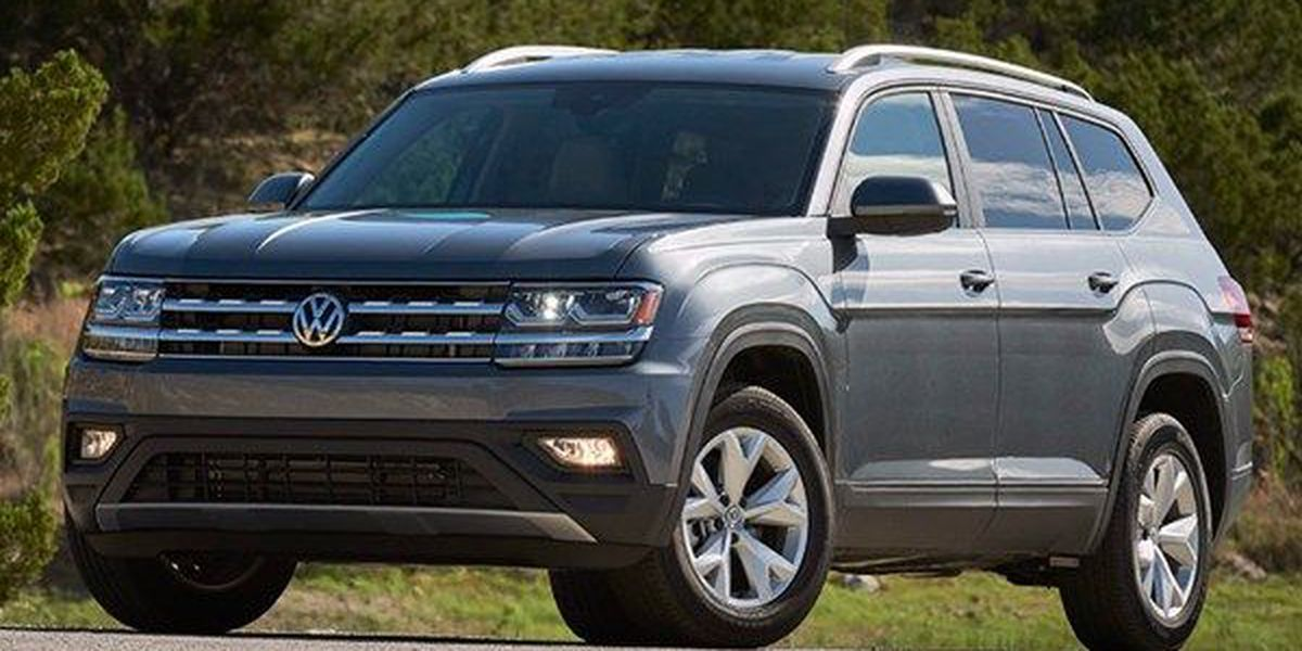 Volkswagen recalls some 2018 Atlas SUVs due to car seat issue