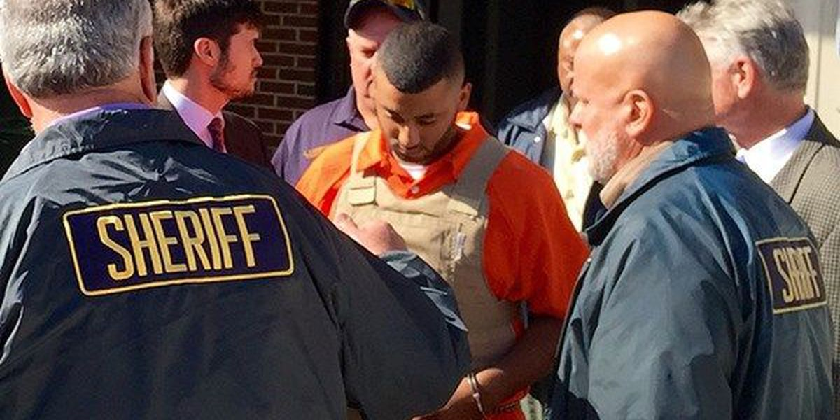 KIRAN: Marksville deputy marshal released after serving a third of his sentence