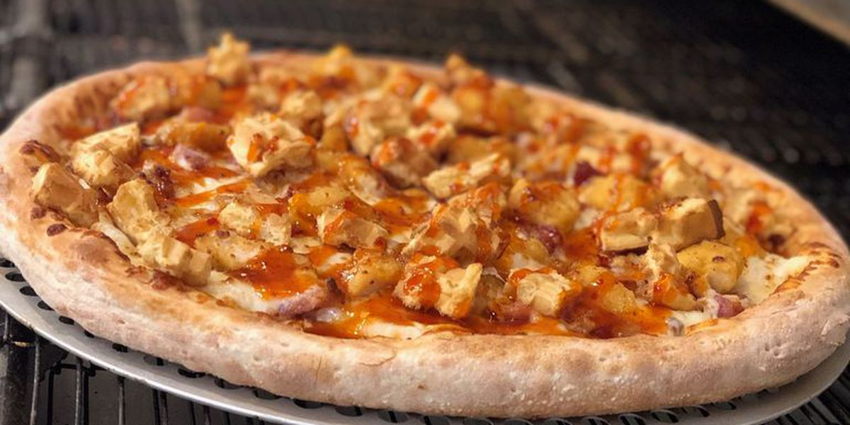 Chicken and waffle pizza is the pie we never knew we needed, until now