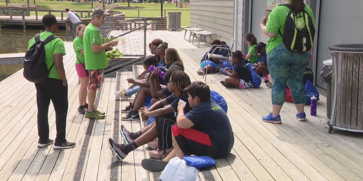 La. governor's restrictions on public gatherings leave summer camps in limbo