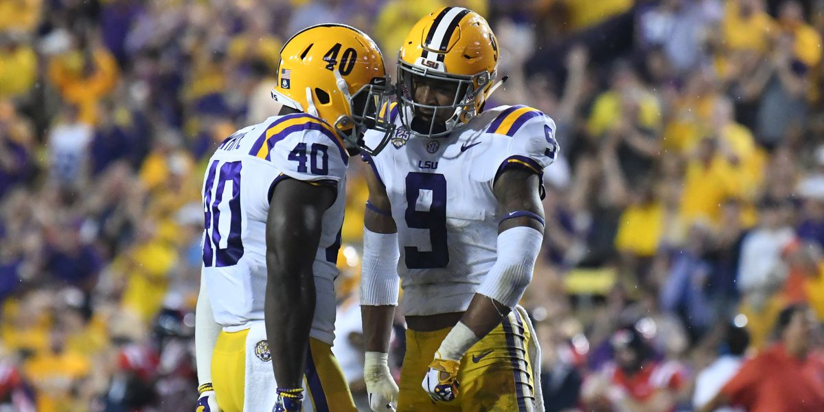 LSU places 4 on 2018 AP All-American teams