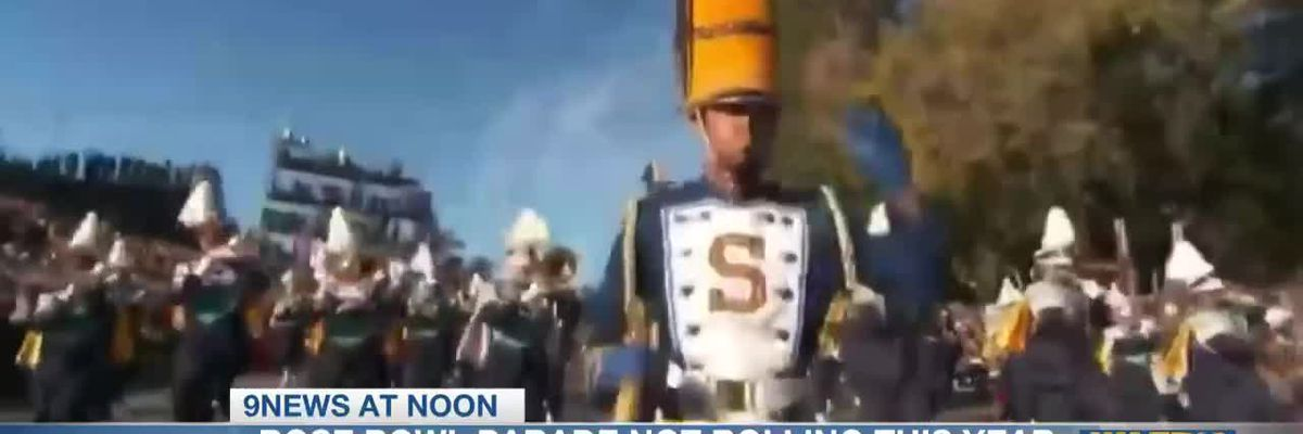 Southern University's 'Human Jukebox' Marching Band performs in virtual edition of annual Rose Bowl Parade
