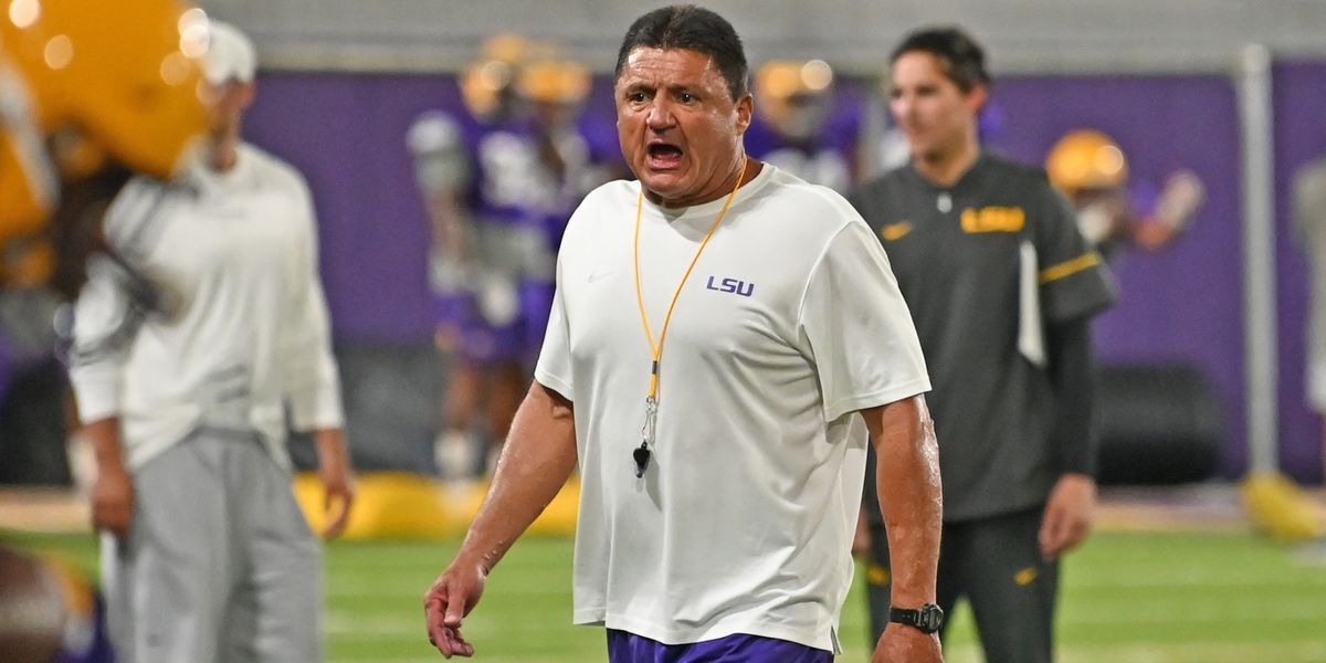 Former LSU QB likes what he sees in this current squad of Tigers