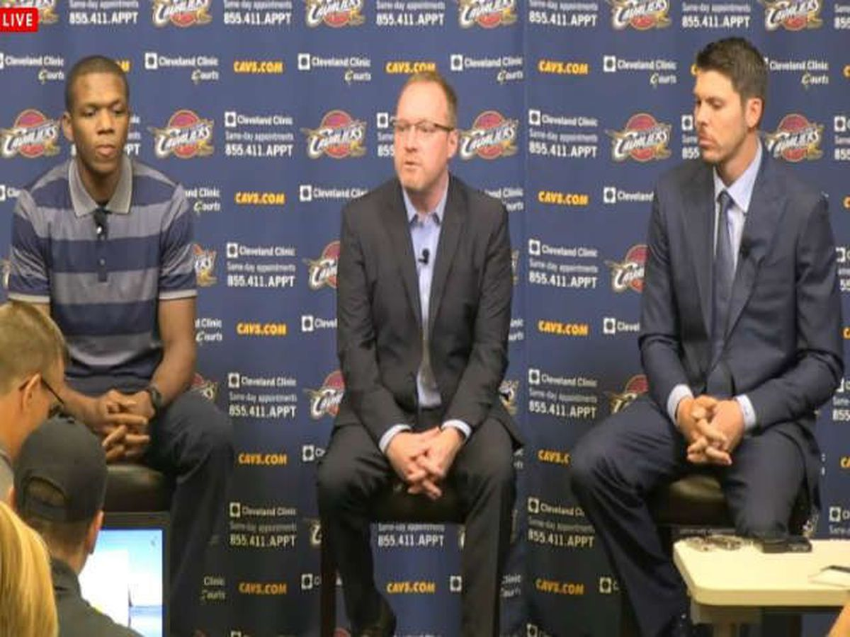 Report: Pelicans hire David Griffin as President of Basketball operations