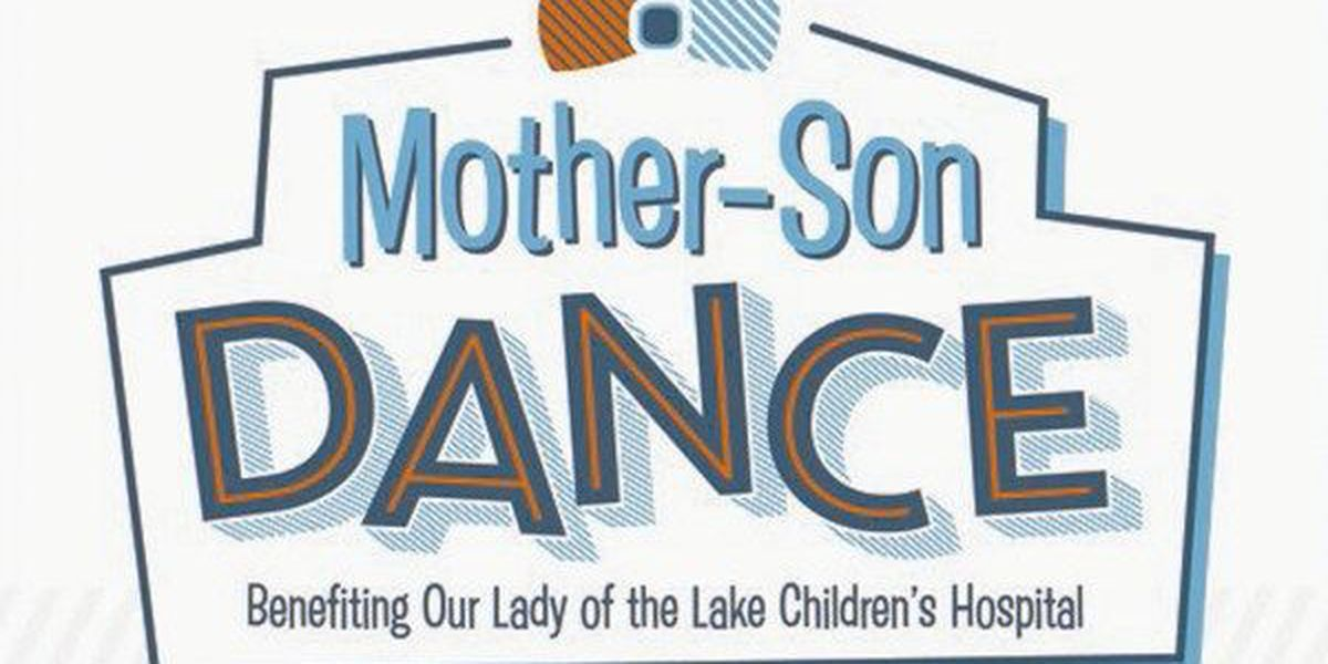Mother-Son Dance planned as Our Lady of the Lake Children's Hospital fundraiser