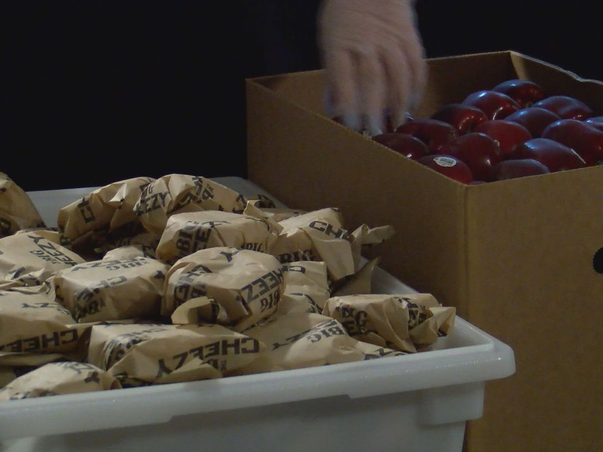 Non-profit extends free meals for children to seven days a week
